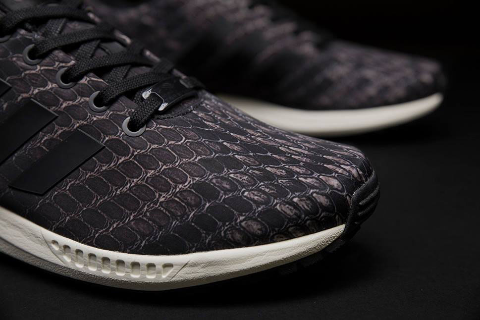 adidas Originals ZX Flux Pattern Pack Exclusive for Sneakersnstuff - Snakeskin (6)