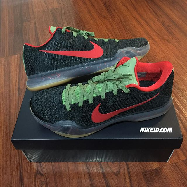 c6379d223dee The 50 Best Nike Kobe 10 Elite Low iD Designs On Instagram (Right ...