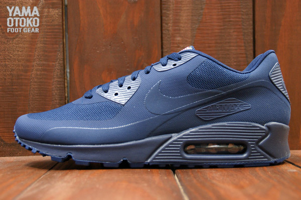 Nike Air Max 90 Hyperfuse Dark Blue