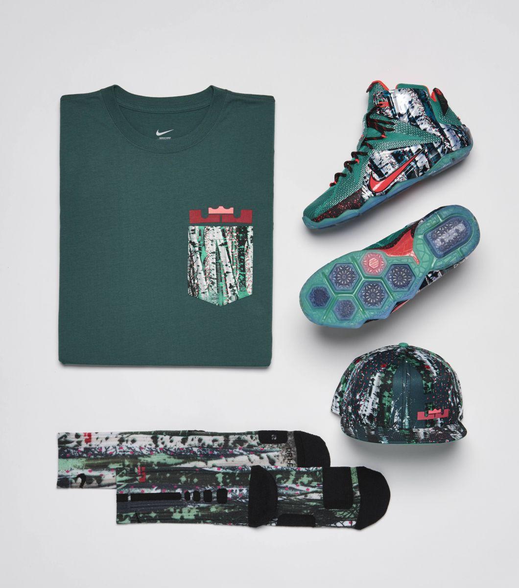 Nike Basketball\'s 2014 \'Christmas\' Collection | Sole Collector