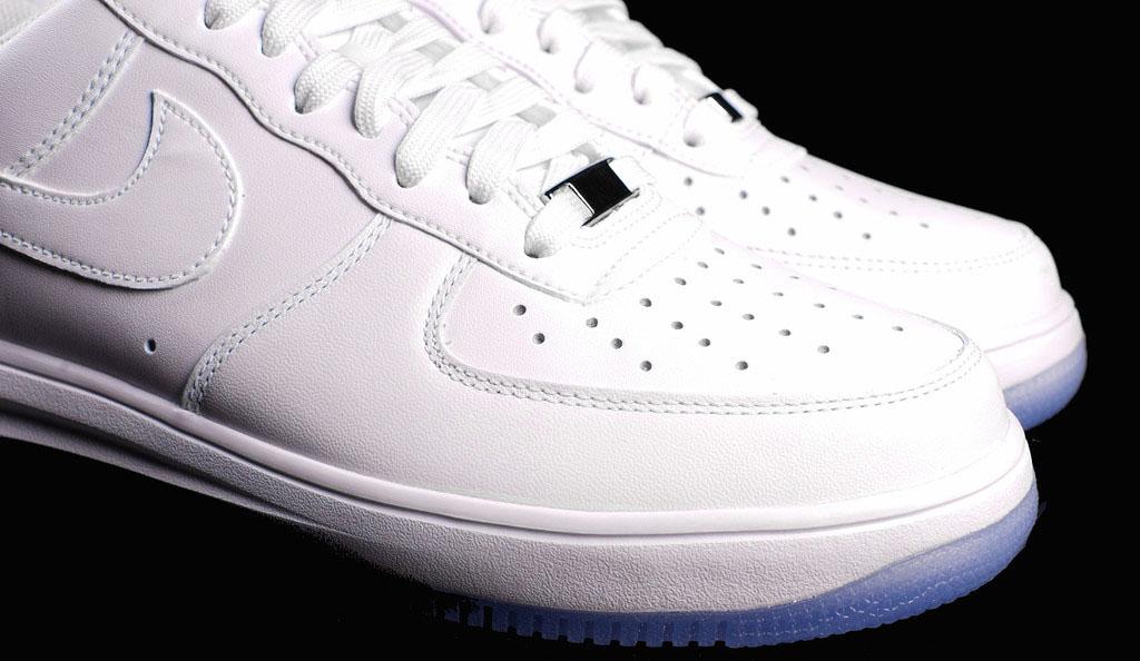 huge discount b316e 1a0a2 Nike Lunar Force 1  14 White White