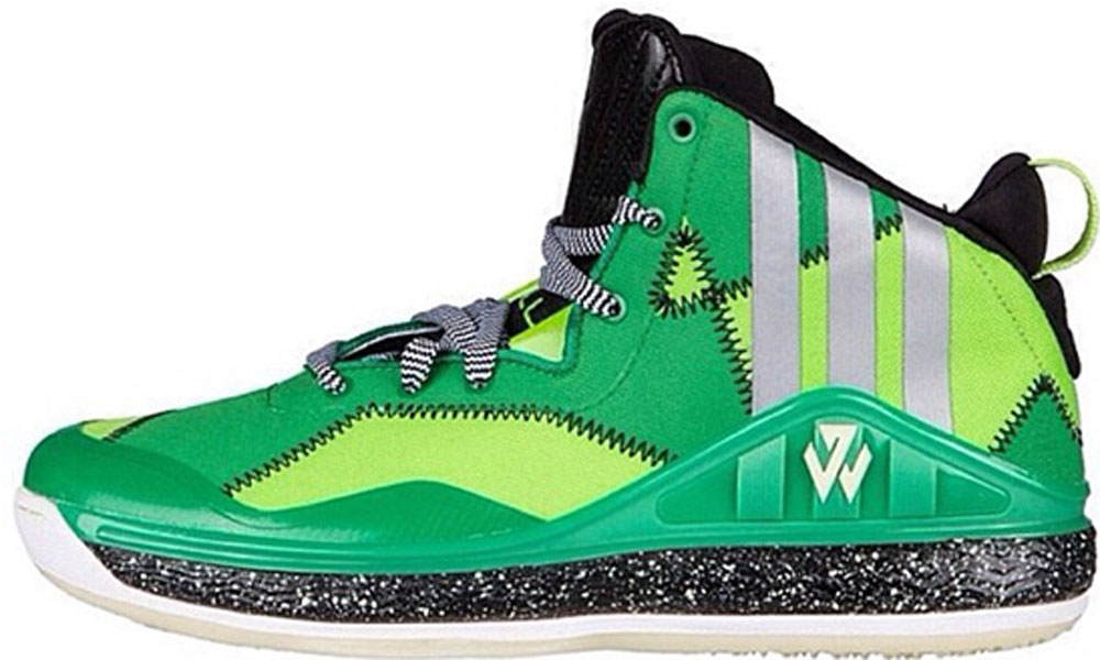 adidas J Wall 1 Green/Green-Black-Silver