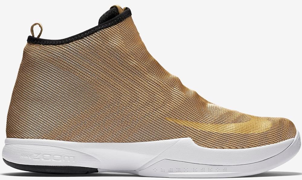 Nike Zoom Kobe JCRD Icon Metallic Gold