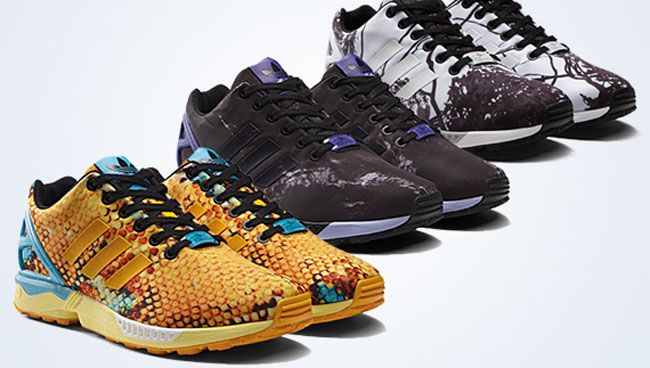a10fca287 Another  Print Pack  of adidas ZX Flux
