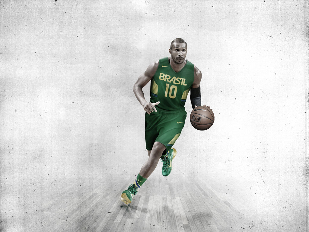 0848bb76b93 Nike Unveils Brazil s HyperElite Uniforms for the 2014 FIBA World Cup (4)