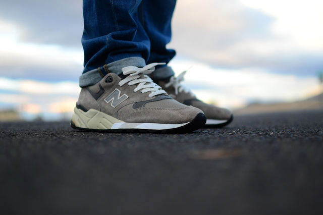 Spotlight // Forum Staff Weekly WDYWT? - 10.20.13 - New Balance 999 Made in USA by mackdre