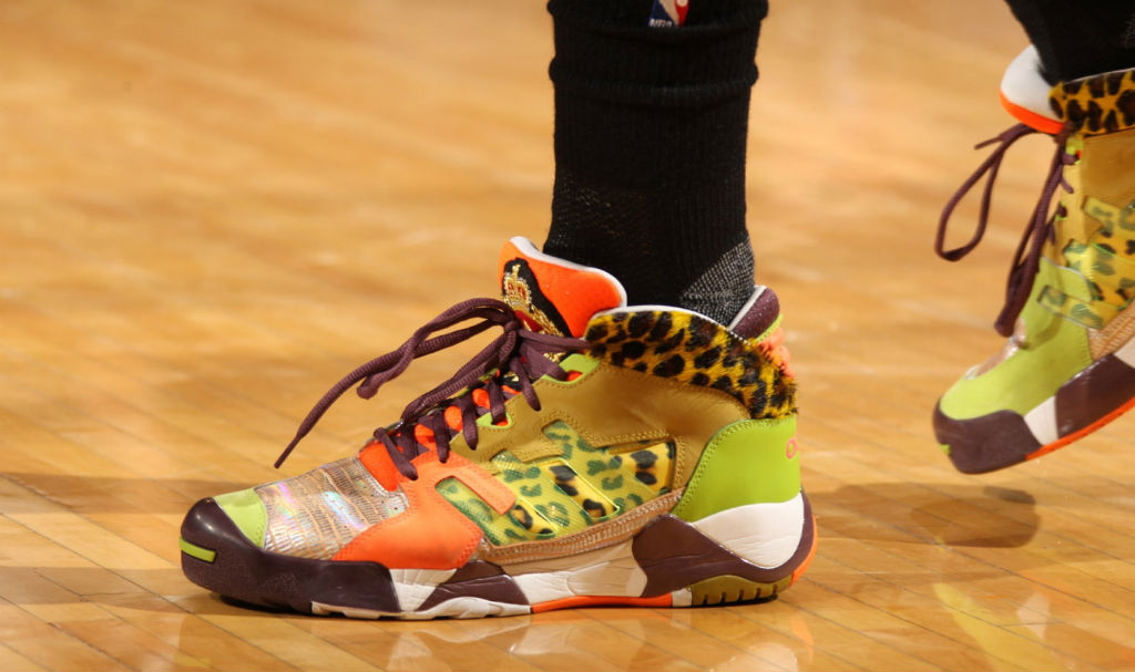 Iman Shumpert wearing adidas Originals JS Streetball (2)