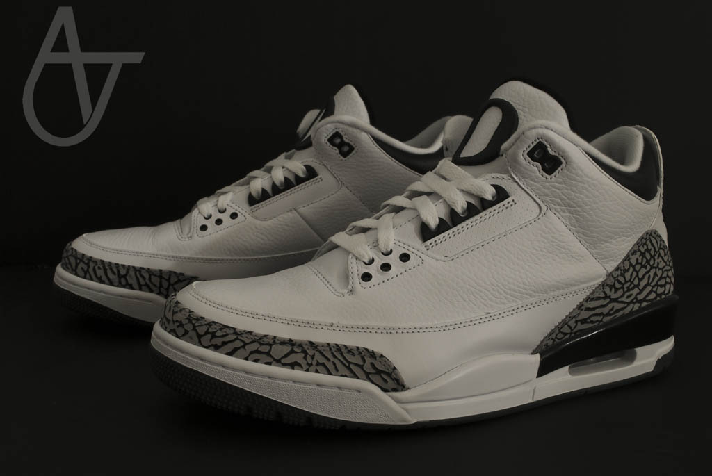 new style bf283 83f9a Air Jordan 3 III Retro Oregon Ducks Pit Crew Home (1)