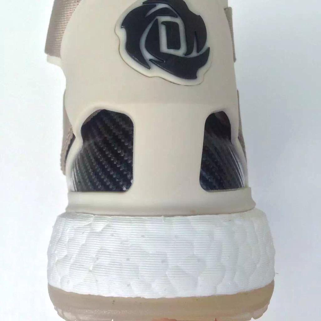 adidas D Rose 6 Boost Tan (4)