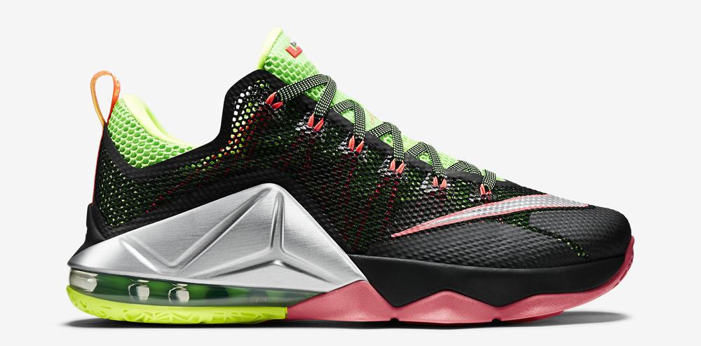 reputable site d45b4 10b9f Nike LeBron 12 Low