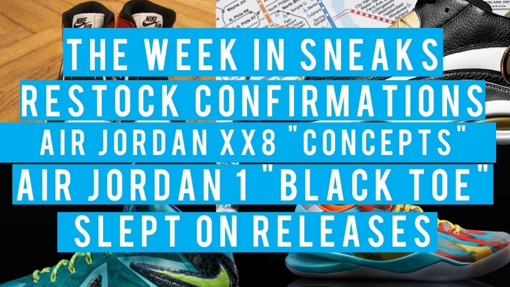 The Week In Sneaks with Jacques Slade : May 24, 2013
