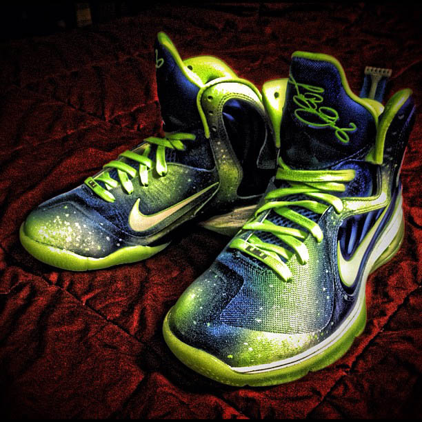 san francisco 3f15d c4cdb custom lebron 9 Sale ,up to 37% Discounts