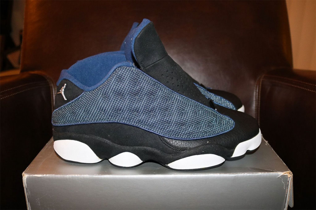Air Jordan 13 Low Navy (1998)