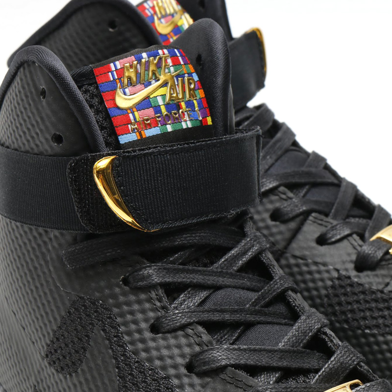 c07dee1c80678e Nike Decorates the Air Force 1 CMFT Lux With Military Accents