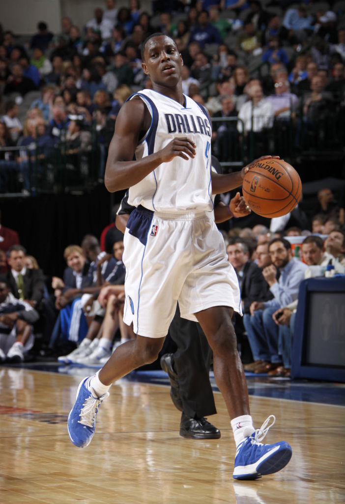 Darren Collison wearing adidas Crazy Shadow