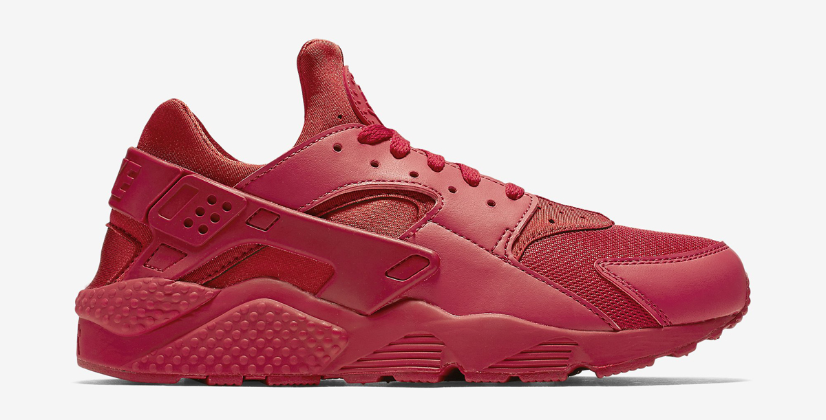 more photos 9fbdd 0d258 ... coupon code for nikes all red air huarache is coming soon 7f412 f8e8c