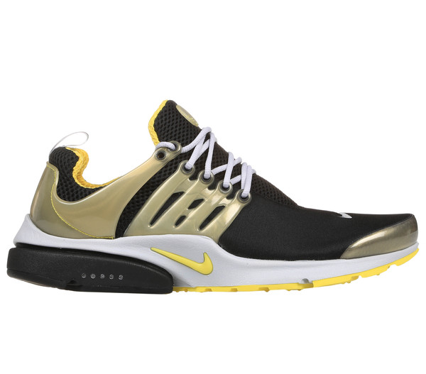 3df01c8088be That means this original colorway of the Air Presto in  Black Yellow  Streak-Neutral Grey  is available now at select Nike Sportswear retailers