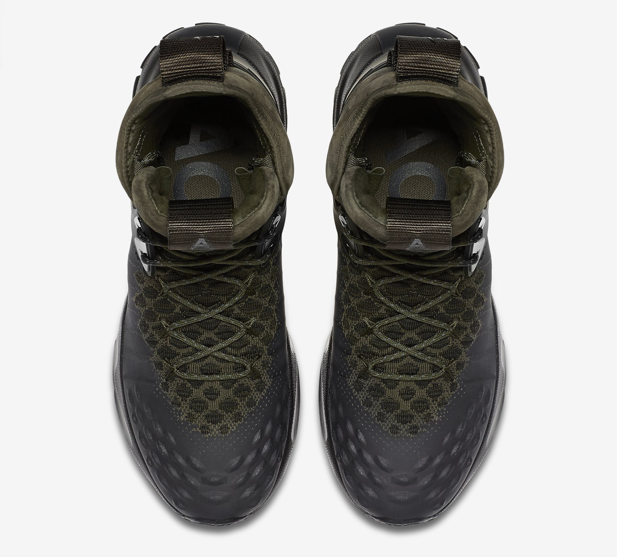 1abd47f8c4a16 NikeLab Air Zoom Tallac Flyknit 865947-002 Olive Top