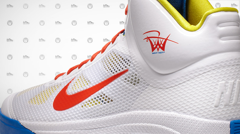 new product 8cdd0 e8dbb Nike Zoom Hyperfuse Russell Westbrook PE