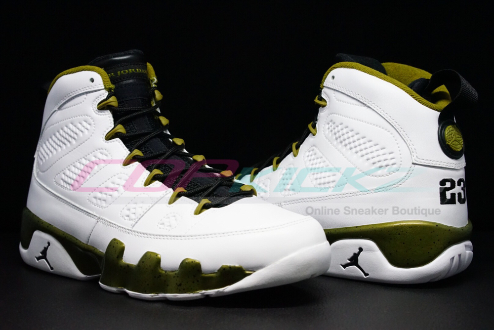 info for 045a4 de9ee Is This Jordan 9 Inspired by Michael Jordan's Statue? | Sole ...