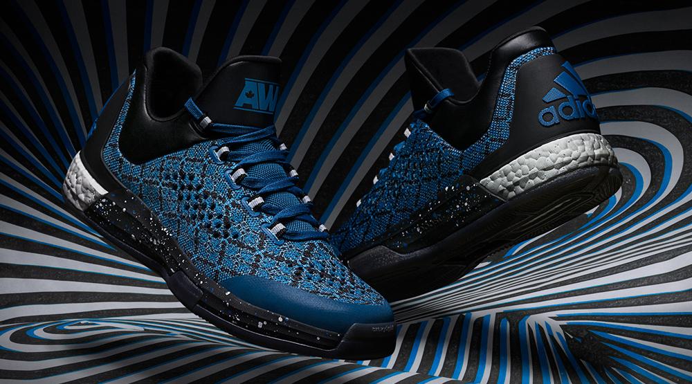 Release Date: adidas Crazylight Boost 'Andrew Wiggins Away
