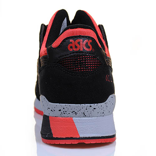 ASICS GEL-Lyte III - Black/Infrared/Cement 4