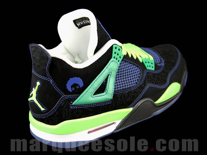5aff68716cf30d Air Jordan 4 IV Doernbecher 308497-015