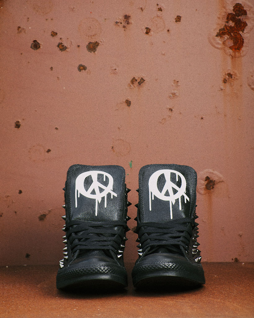 386f7781bb1b Brush Footwear x Converse Chuck Taylor All Star for Wiz Khalifa Studded (4)