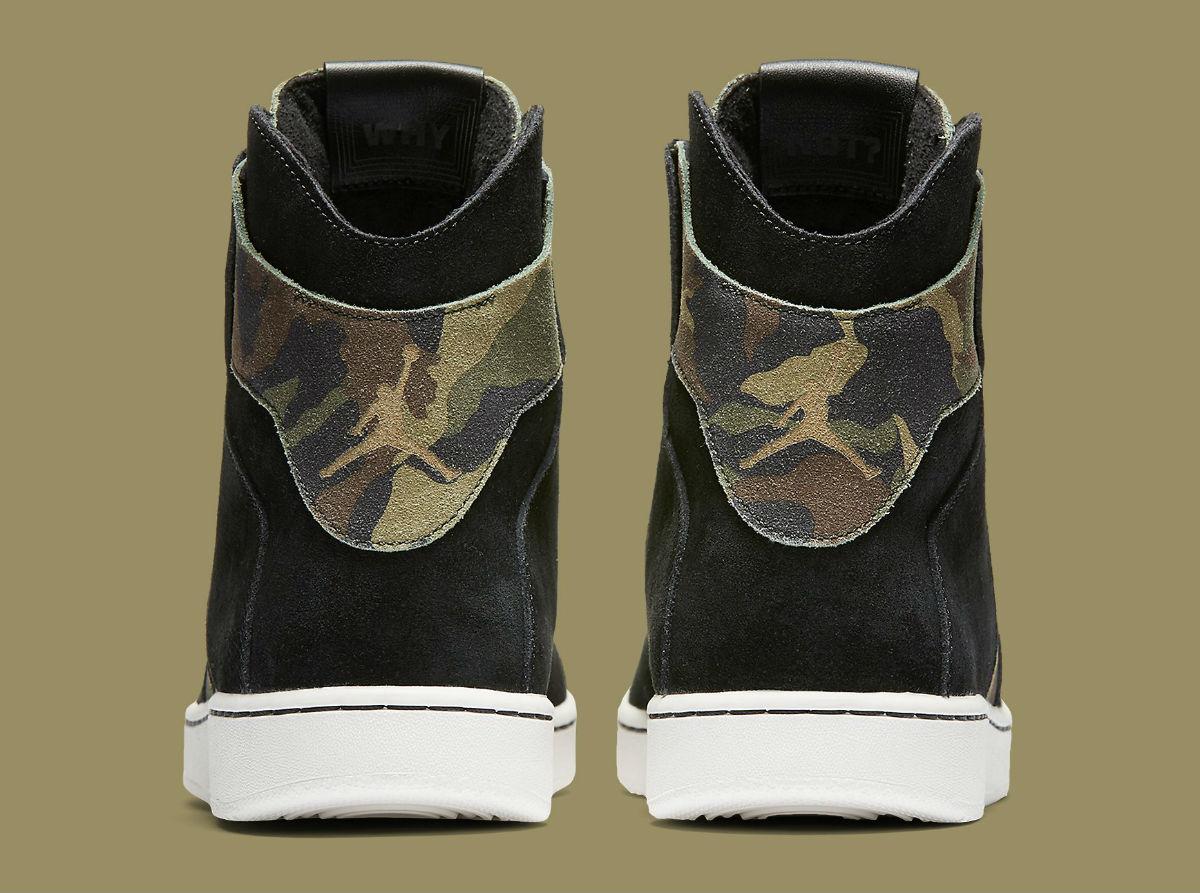 Jordan Westbrook 0.2 Camo Heel 854563-003