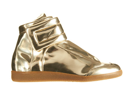 Silver Mirror Sneakers Maison Martin Margiela Countdown Package For Sale Vil9yoC