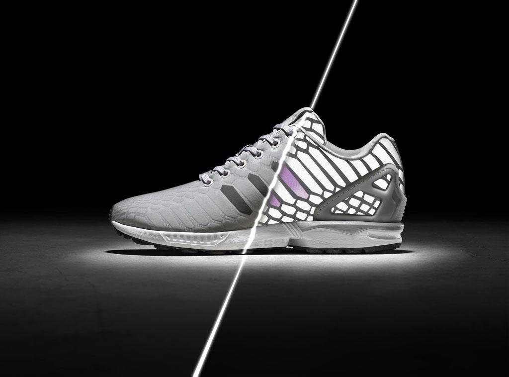 Adidas Originals ZX flujo Slip - on & Mid zajawka adidas zx flujo Slip - on
