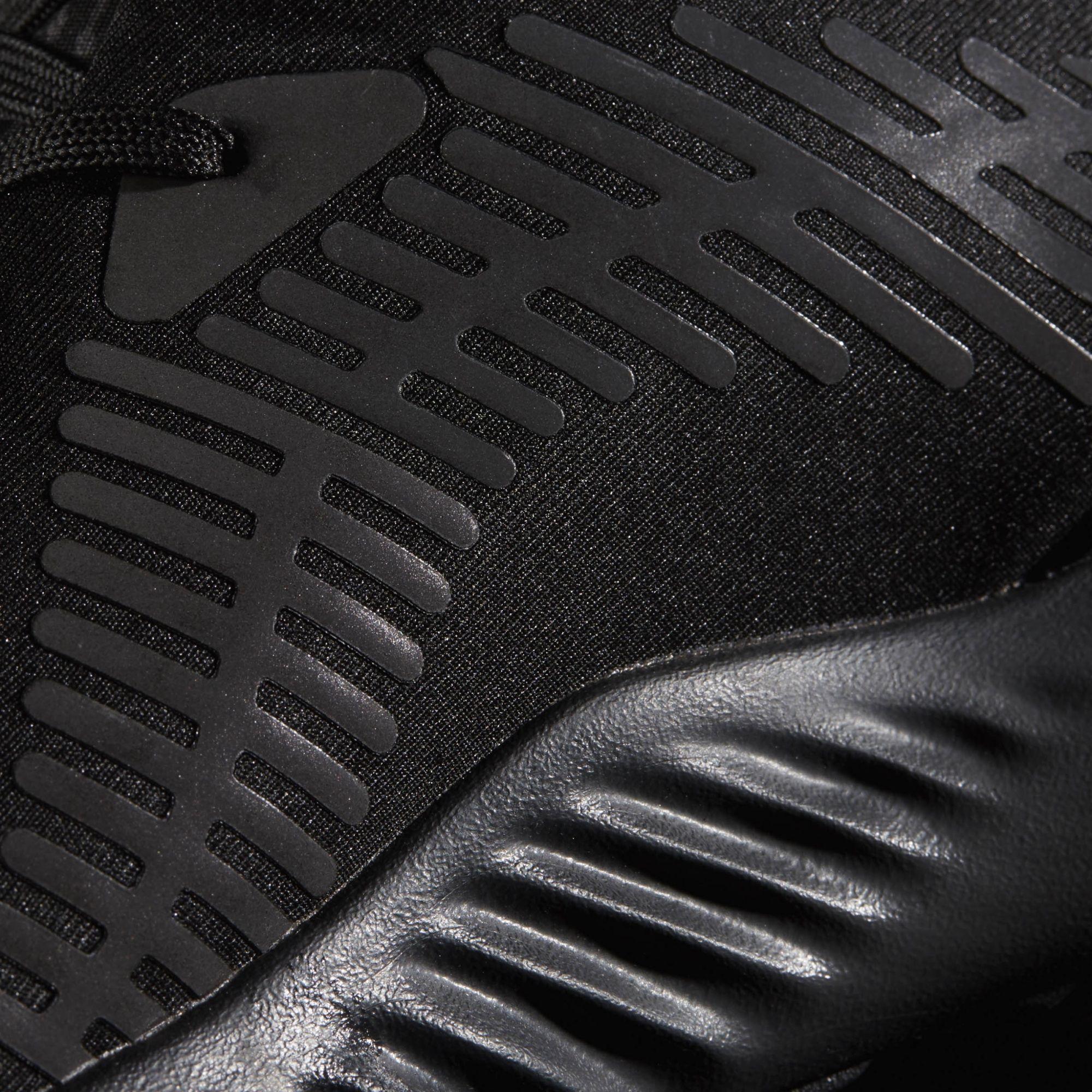 Triple Black Adidas Alpha Bounce Xeno Upper Detail
