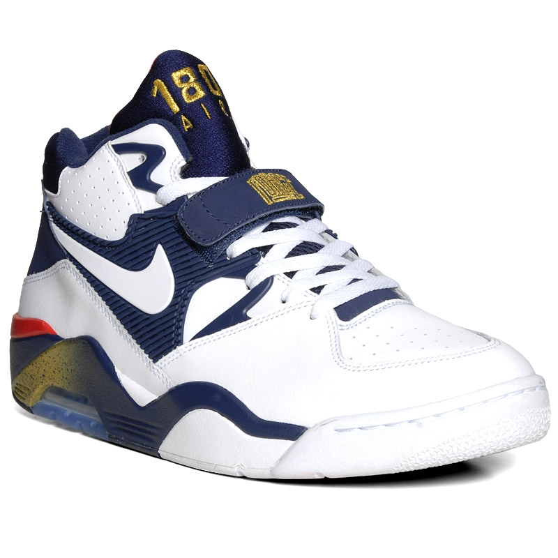 blue gold and white basketball shoes nike collaborations