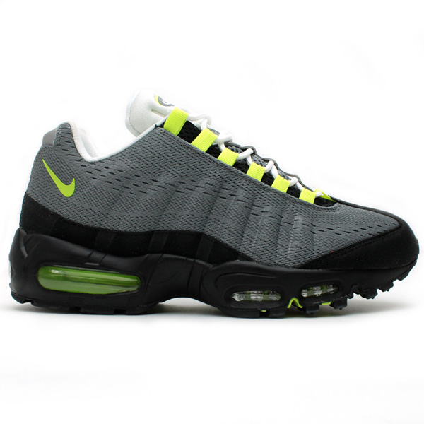 brand new 371b2 fb458 The Nike Air Max 95 Premium EM in Cool Grey   Volt   Black will release  this January at select Nike Sportswear accounts, including Tokyo s atmos.