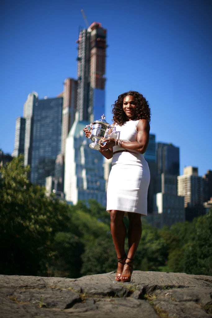 Serena Williams Wins Fourth US Open in Nike Air Max Mirabella 3 (10)