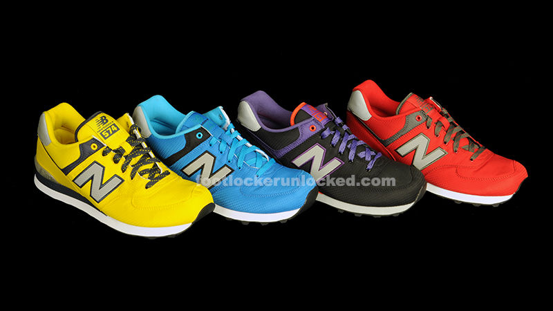New Balance 574 - Windbreaker Collection