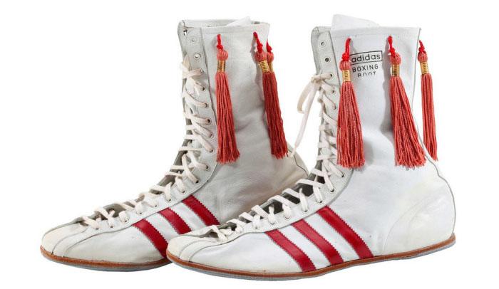 Muhammad Ali Adidas Shoes