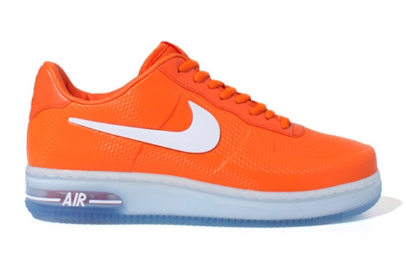 e2cfd42e0a1 ... Stay tuned to Sole Collector for further details on the release of this  orange-based Nike Air Force 1 Foamposite Pro Low ...