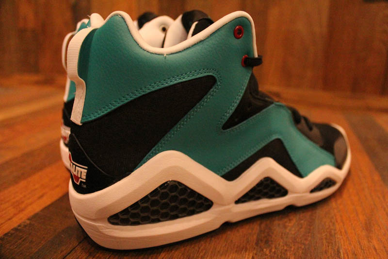 Reebok Kamikaze III - Black Teal Red White - R23 Exclusive 3 1d96c2f13a