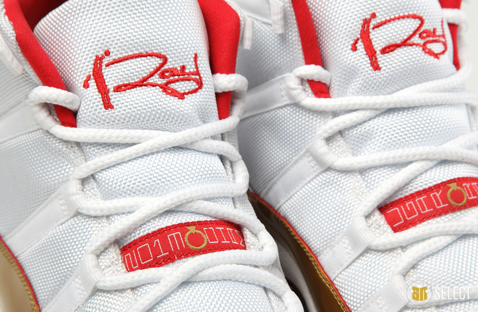 Ray Allen Air Jordan 11 XI Two Rings Championship PE // Official Photos (2)