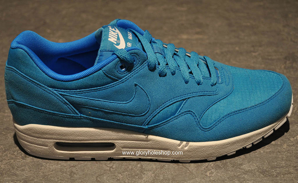 Nike Air Max 1 Dynamic Blue White (2)