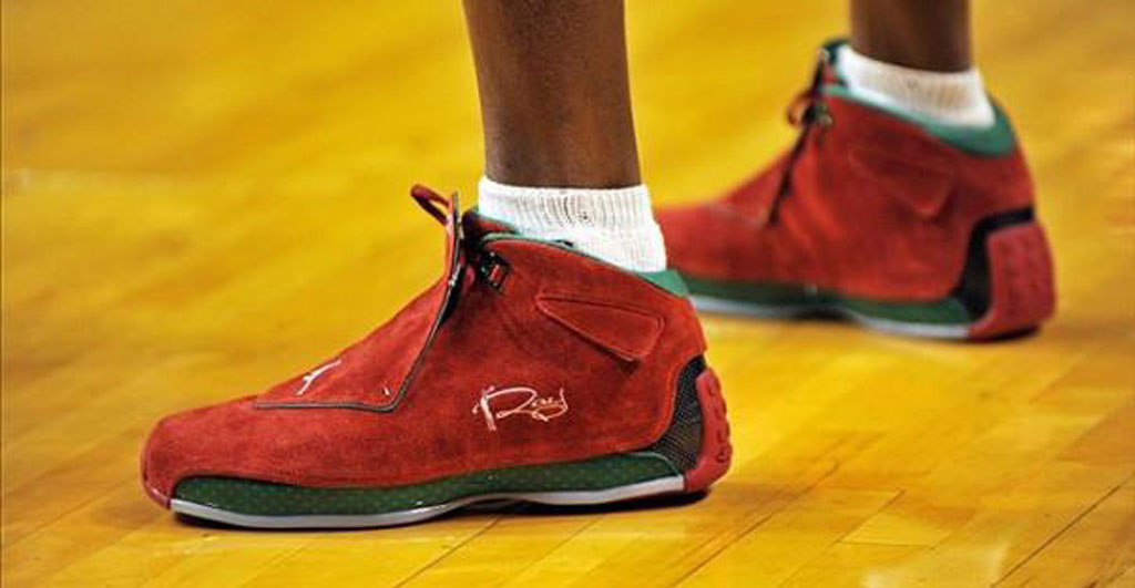4511bda6d414 Remembering Ray Allen s Best Air Jordan Exclusives