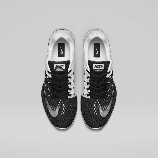 Nike Air Zoom 90 IT 001 Black/White Golf Shoe from golfskipin The