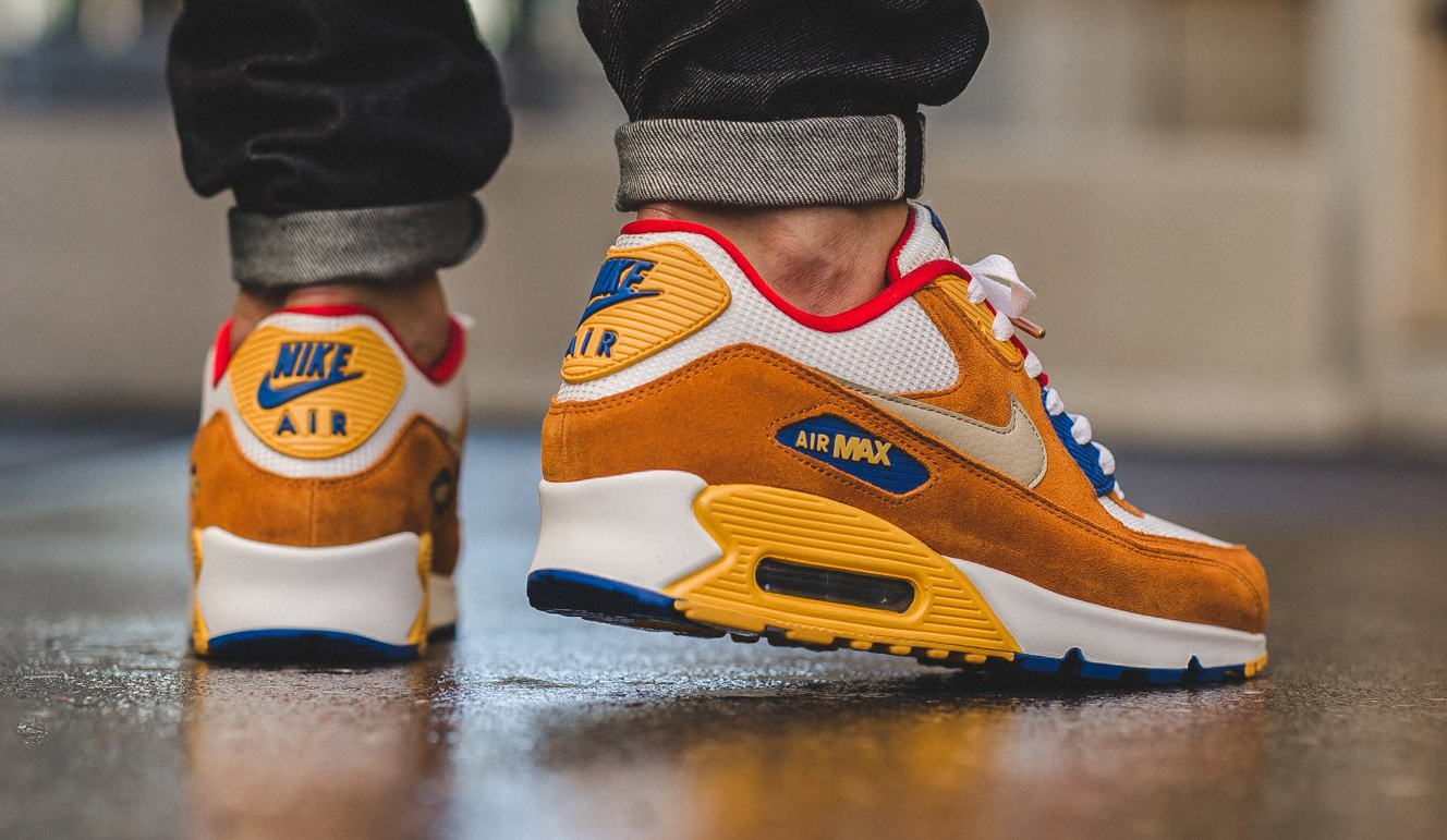 nike james air max 1 curry