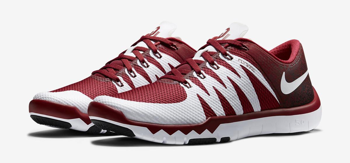 Nike Free TR 5 Sooners