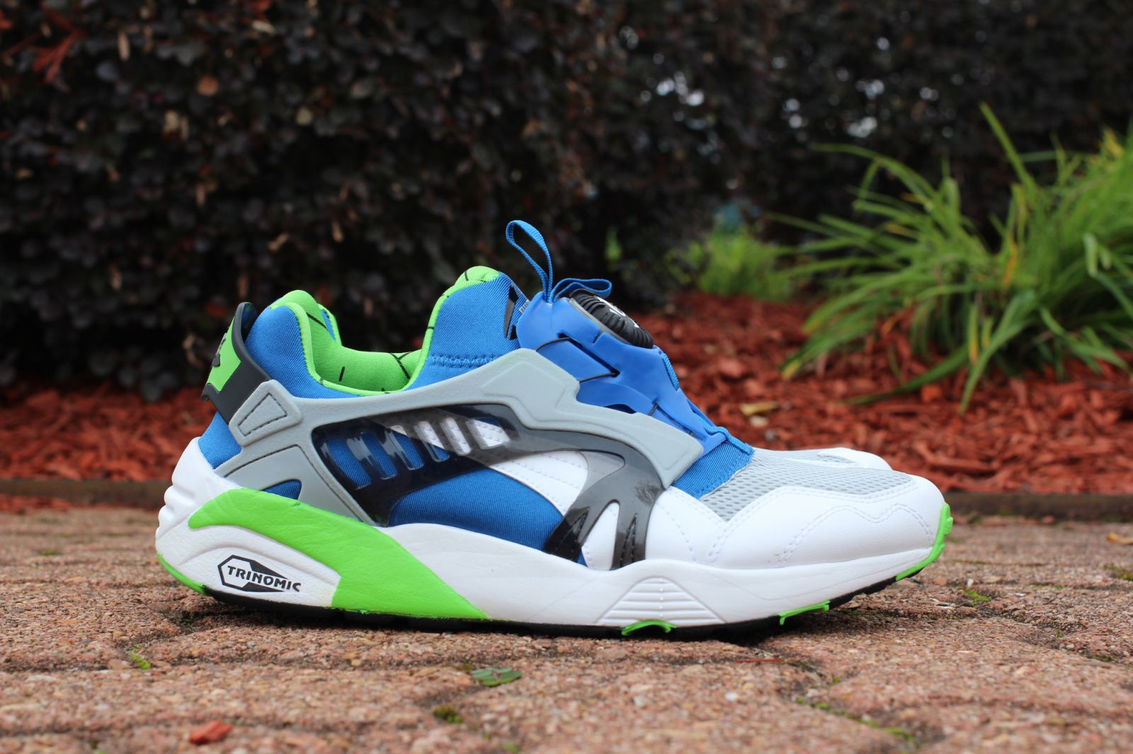 puma disc blaze 39 og 1993 39 sole collector. Black Bedroom Furniture Sets. Home Design Ideas