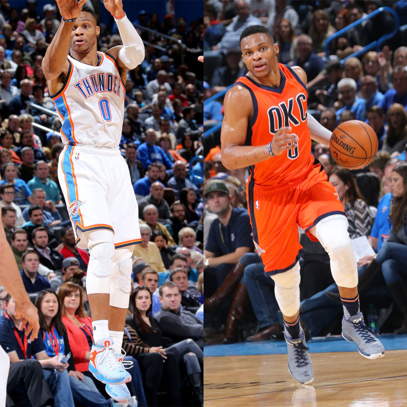 #SoleWatch NBA Power Ranking for January 10: Russell Westbrook