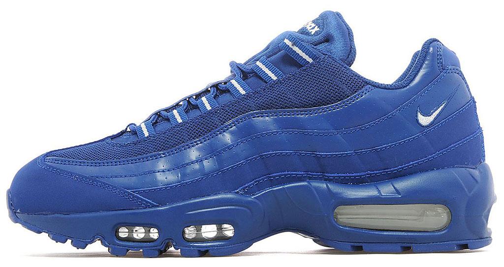 blue air max 95s