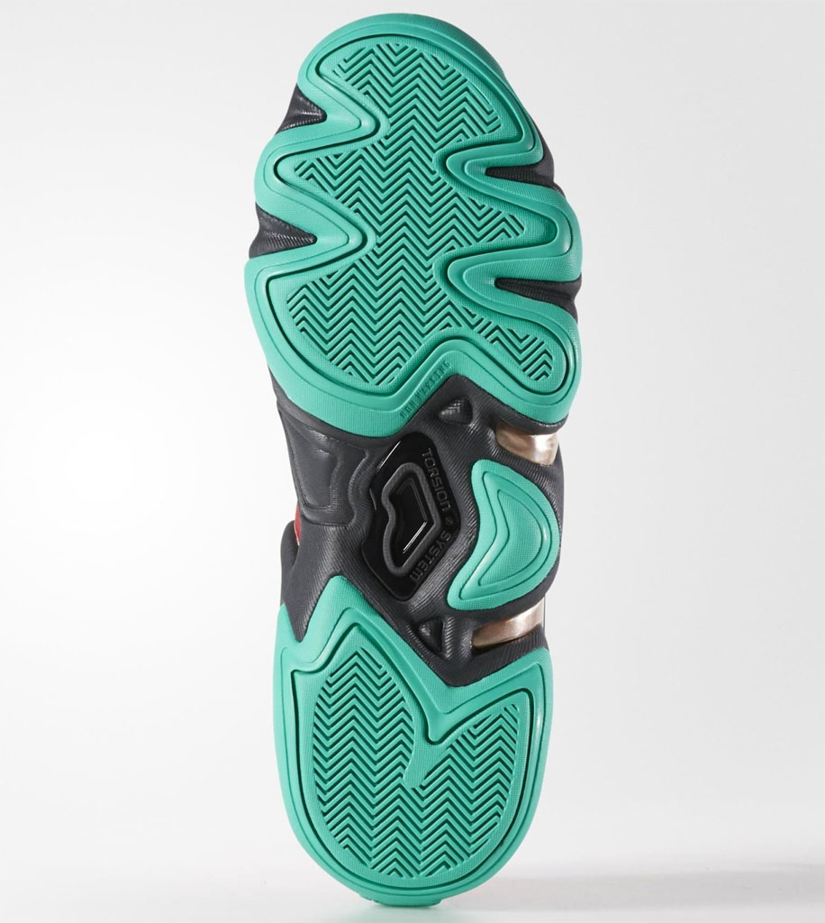 reputable site d42a8 f6b50 adidas Crazy 8 Christmas (3)
