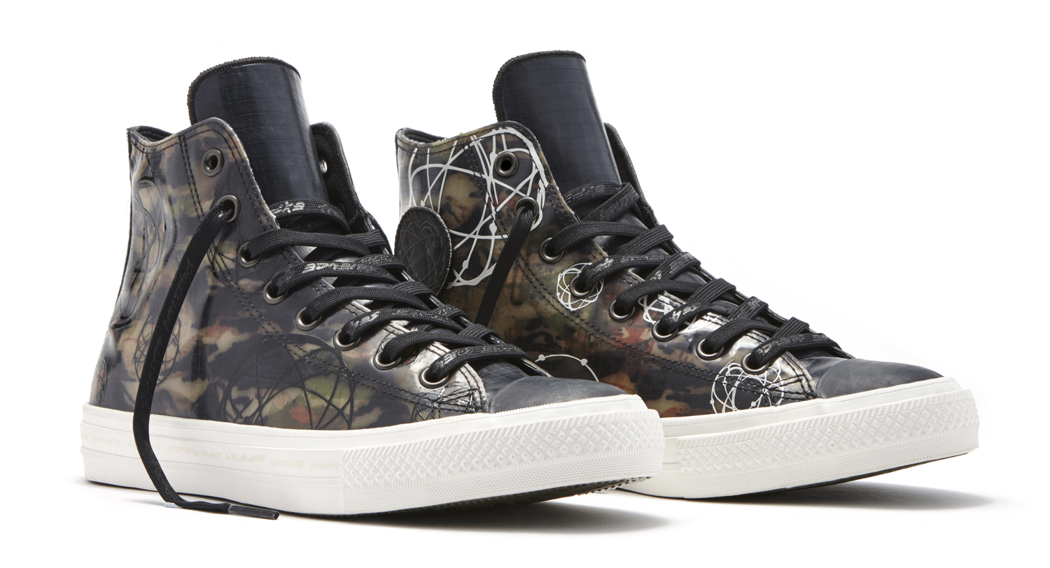 96b027591a1f7 Converse Gets With a Graffiti Legend for First Chuck Taylor 2 Collab ...